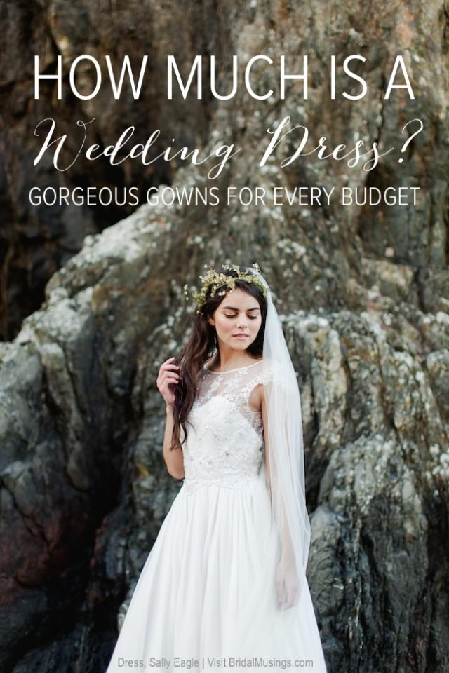How much does a wedding dress cost part 2 weddbook for How much should a wedding cost