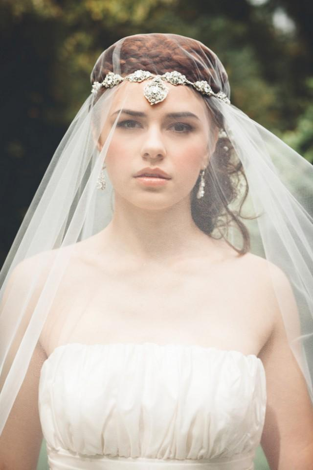 Bohemian Wedding Jewelry By Edera Jewelry La Candella Weddbook