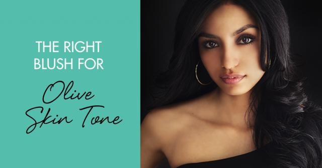 The Right Blush For Olive Skin Tone Weddbook