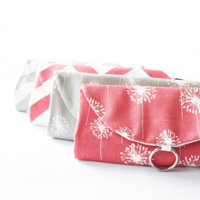 Bridesmaid Gift Ideas For Destination Wedding : ... Gifts For BridesmaidsCustom Fabric/ColorsDestination Wedding