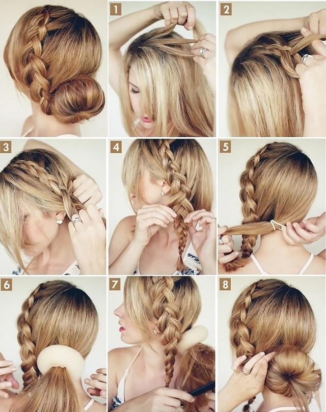 wedding photo - Elegant Hairstyle