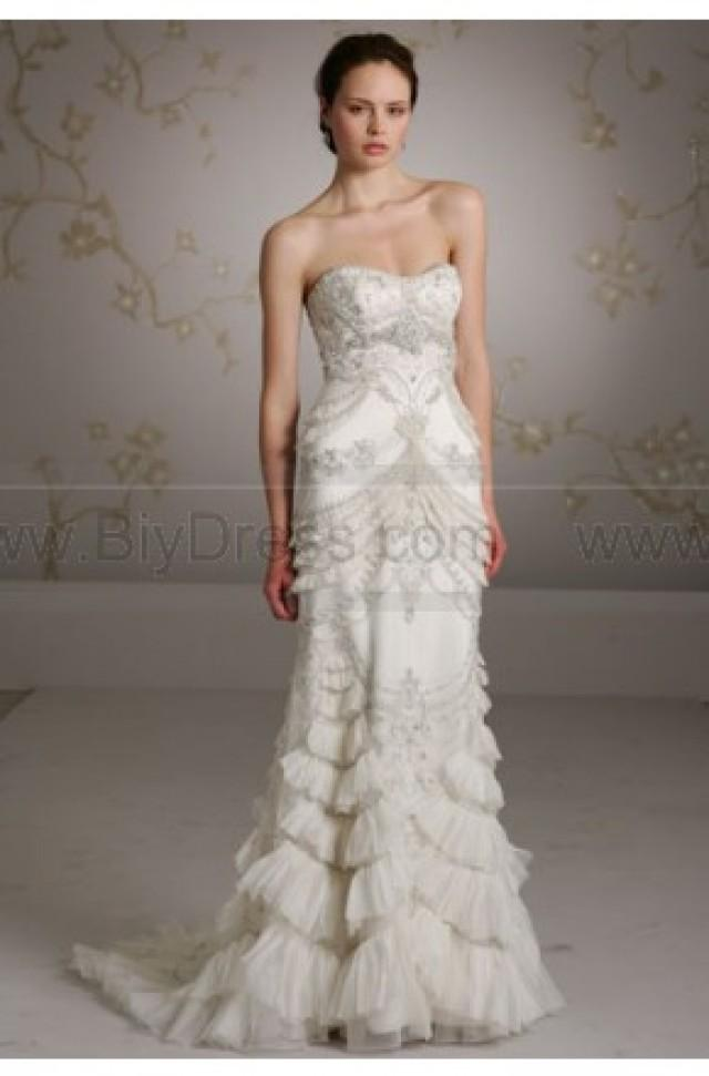 Lazaro wedding dresses style lz3059 2221995 weddbook for Where to buy lazaro wedding dresses