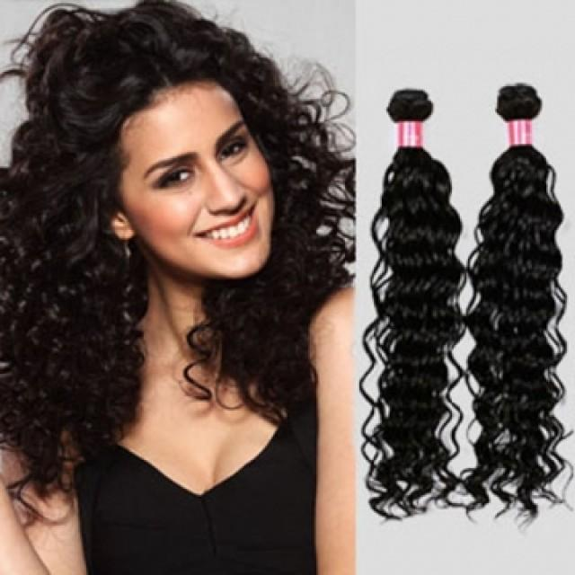 Wholesale one bundle hair extension high quality real human hair wholesale one bundle hair extension high quality real human hair 26 inch loose curly 100 virgin indian remy hair 2222025 weddbook pmusecretfo Image collections