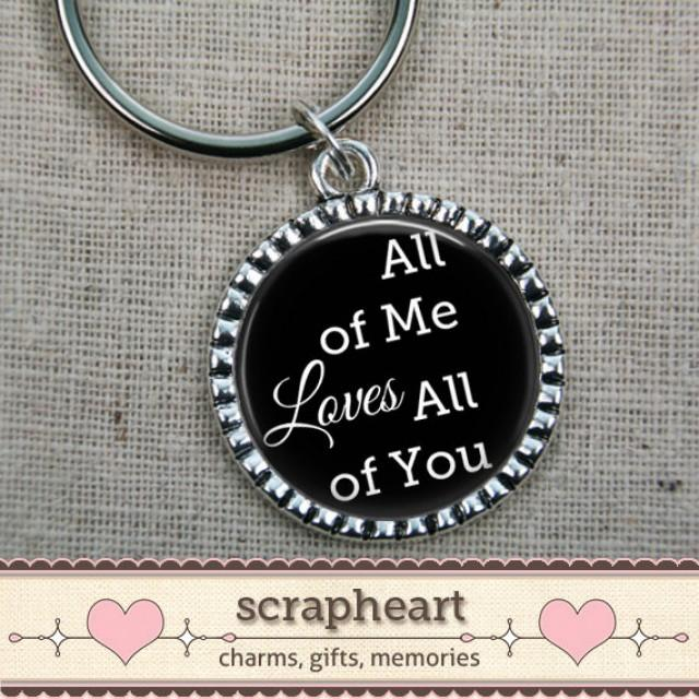 Personalised Wedding Gifts Groom : Wedding Gifts For Groom, PERSONALIZED Custom Quote Keychain, Black ...