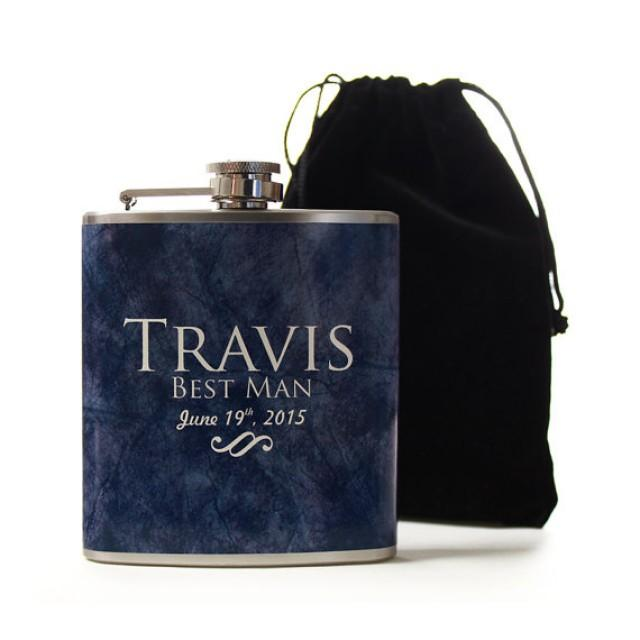 Wedding Party Gifts, Personalized Flasks For Groomsmen #2225718 ...