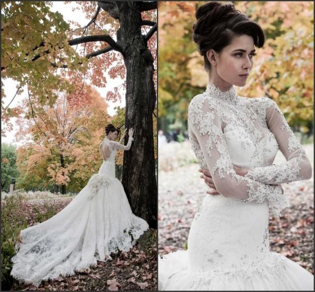 Off The Shoulder Designer Wedding Gown Kleinfelds