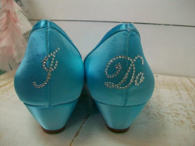 Wedge Wedding Shoes   I DO Decals On Heels   Starfish   One Inch Wedge Heel    Choose From Over 100 Colors   Beach Wedding Shoe   Peep Toe  2228165    Wedge Wedding Shoes   I DO Decals On Heels   Starfish   One Inch  . One Inch Heel Wedding Shoes. Home Design Ideas