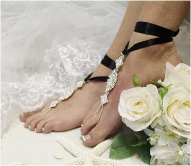 4ba1d072b354c9 Wedding Sandals  15 - Weddbook