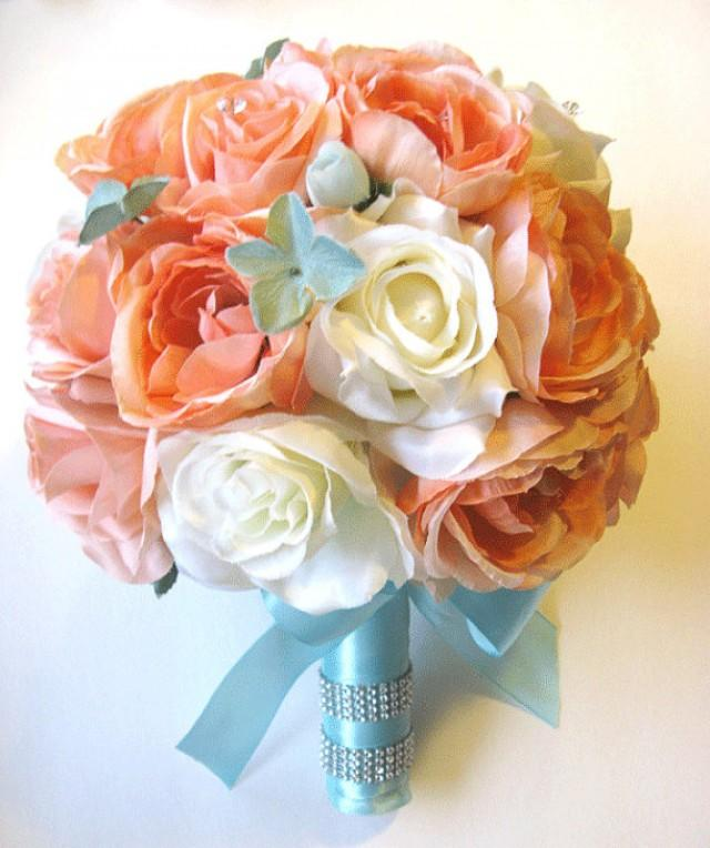 Coral Colored Silk Flowers Images - Flower Decoration Ideas