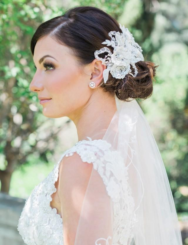 Chic bridal accessories from bel aire bridal weddbook for Bel aire bridal jewelry