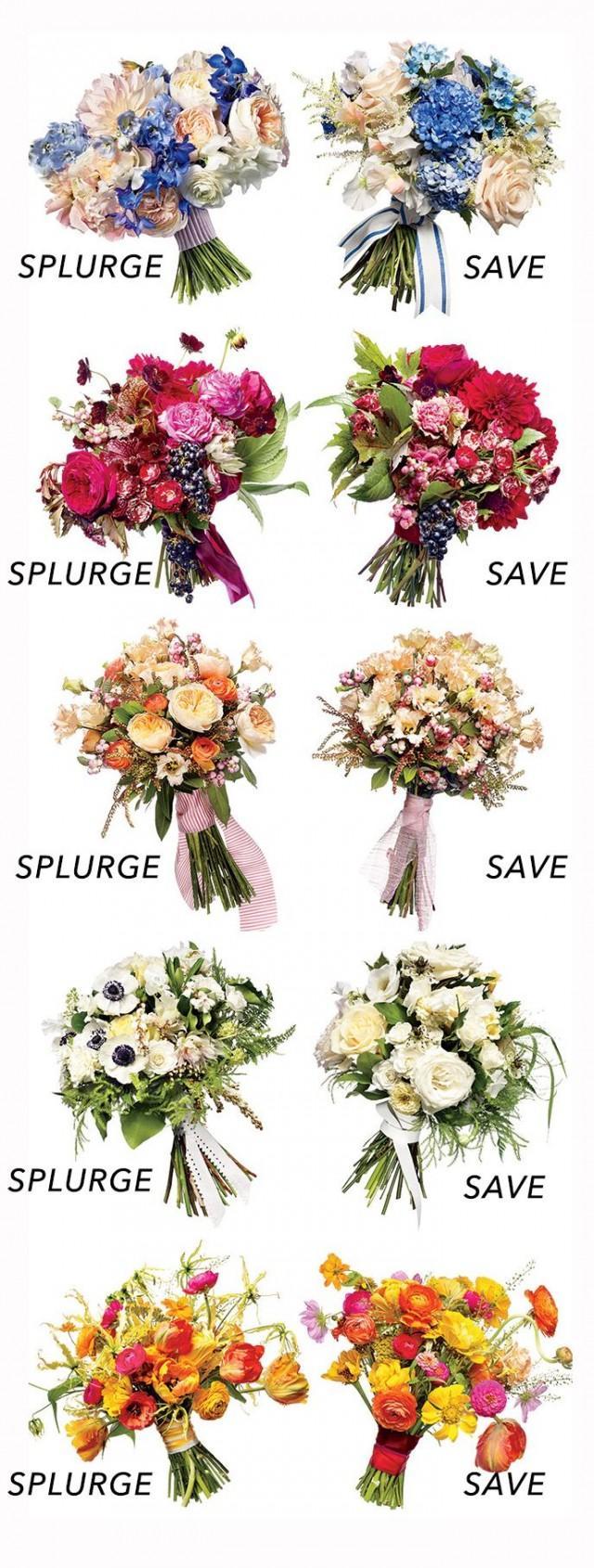 bouquet flower save vs splurge wedding bouquets 2234019 weddbook. Black Bedroom Furniture Sets. Home Design Ideas