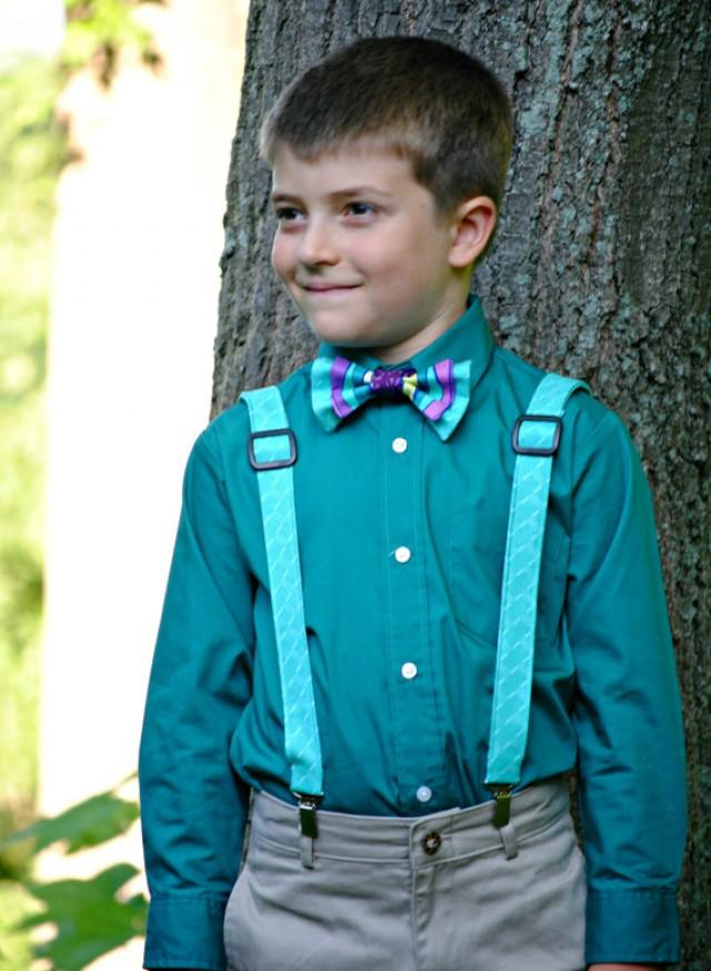 Find great deals on eBay for boys bow ties suspenders. Shop with confidence.