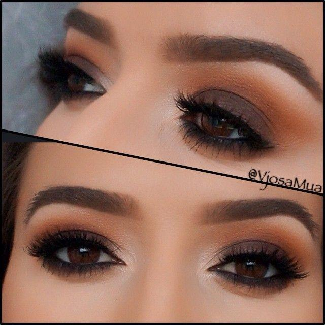 Wedding Day Makeup Ideas: Bride With Sass Wedding Day Makeup #2237945