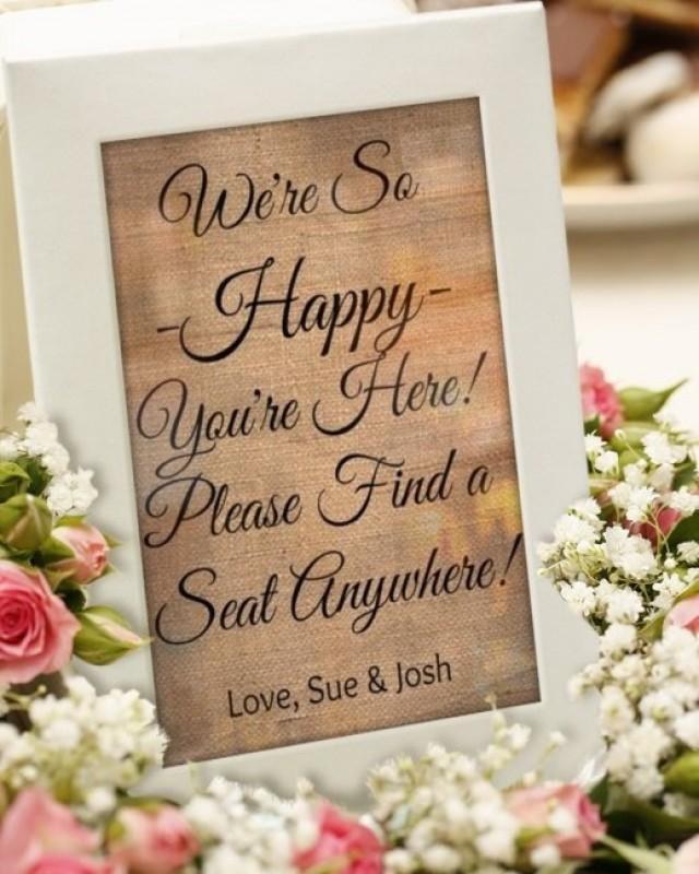 Wedding Seating Ceremony, Weddings, Decor, Ceremony