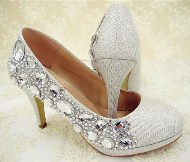 High Heel Wedding Shoes #4 - Weddbook