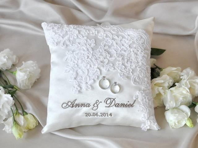 Embroidery Designs For Ring Bearer Pillows