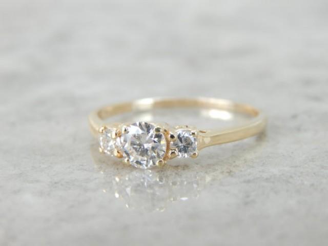 Karat  Stone Ring