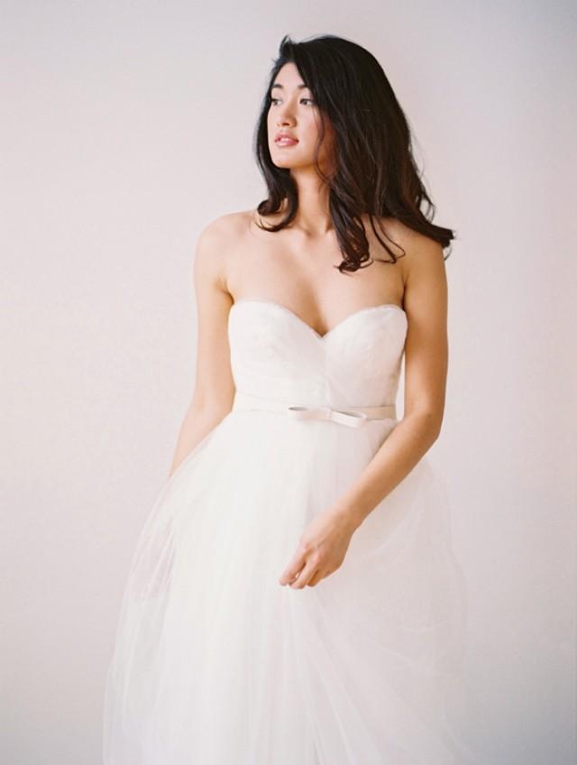 Sarah Seven Bridal Gowns ~ 2015 - Weddbook
