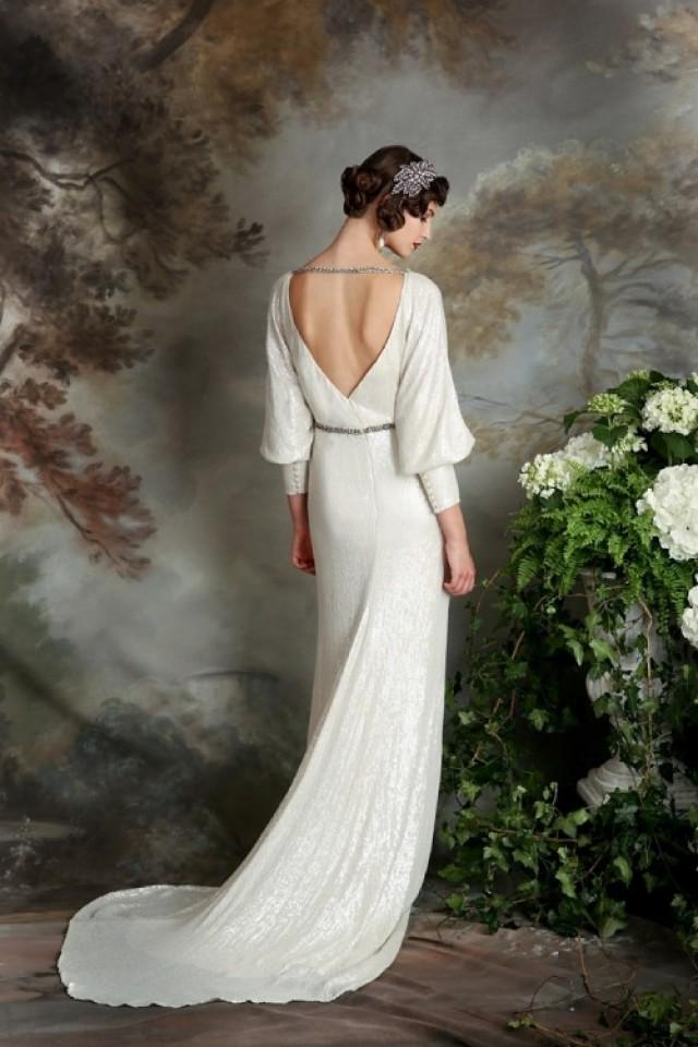Downton Abbey Inspired Wedding Dresses By Eliza Jane