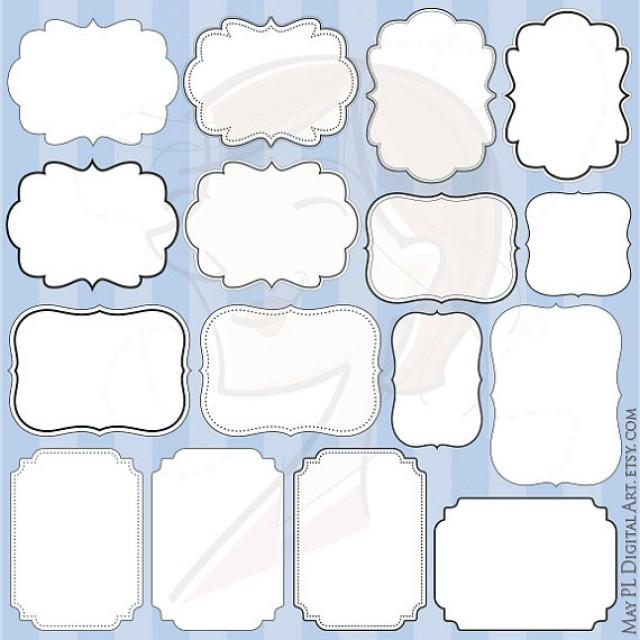 free wedding scrapbook clipart - photo #38