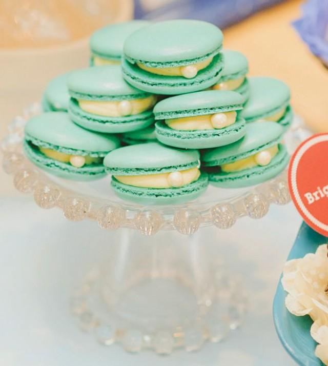 Boy's Under The Sea First Birthday Party // Hostess With