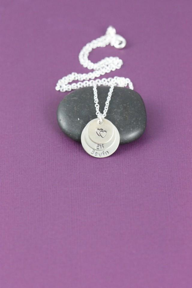 -jewelry-personalized-layered-necklace-wedding-gift-stacked-jewelry ...