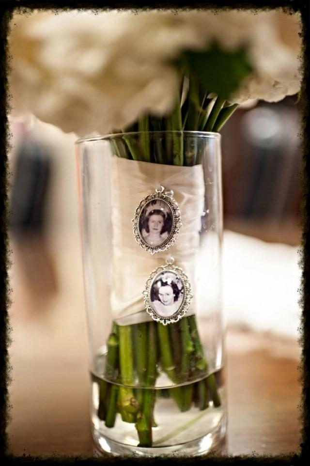 3 complete kits to make your own wedding bouquet charms