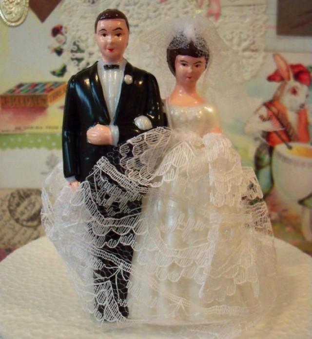 love is sweet sale vintage wedding cake topper bride and groom diy bridal shower. Black Bedroom Furniture Sets. Home Design Ideas