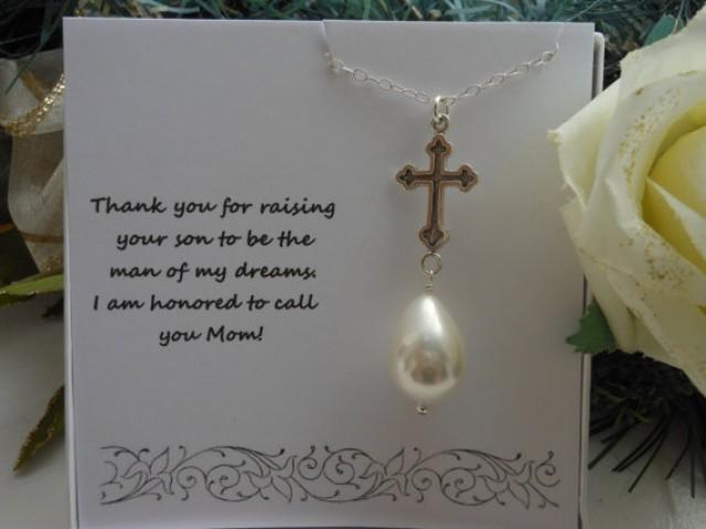 Wedding Gift From Groom To Mother In Law : ... Gifts For Mom, Mother In Law Gift, Wedding Jewelry, Spiritual #2249320