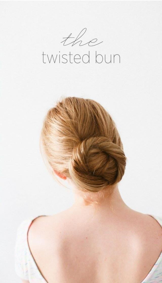31 Gorgeous Wedding Hairstyles You Can Actually Do Yourself #2253714 ...