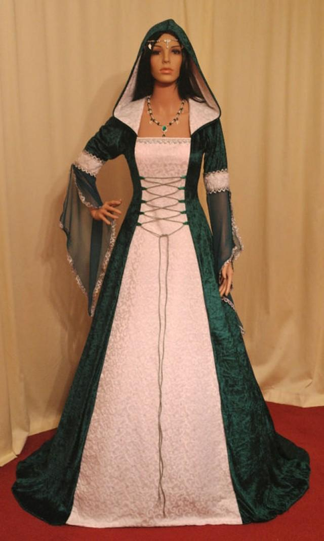 Celtic Wedding Dress, ...