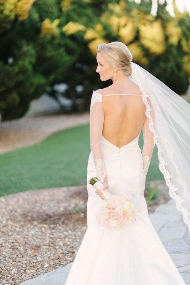 Dress rose gold vintage glam san diego wedding 2254989 for Vintage wedding dresses san diego