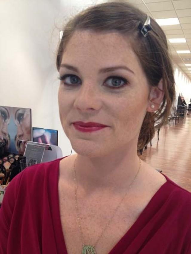 Wedding Hair & Makeup Trial | Weddingbee - Weddbook