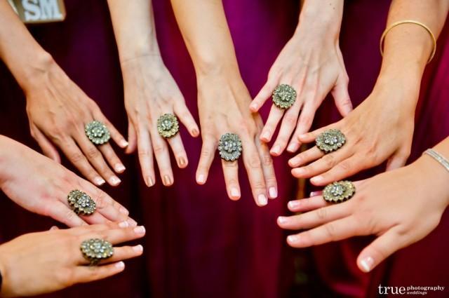 wedding photo - Bridesmaid gifts