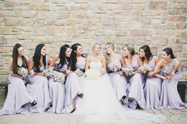 wedding photo - Lilac Wedding