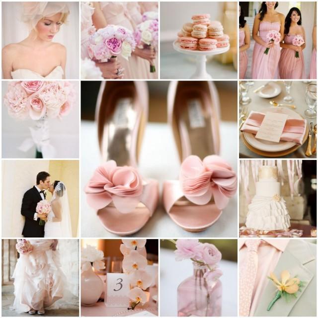 wedding photo - Pink Wedding
