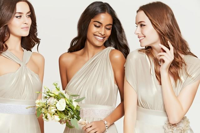 Giveaway Win 8 Bridesmaid Dresses From White House Black Market Modwedding Weddbook