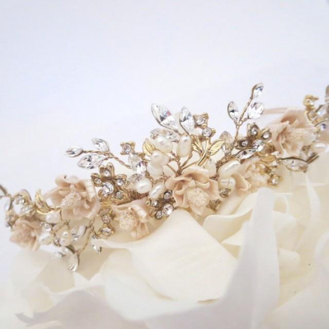 how to make a wedding headpiece