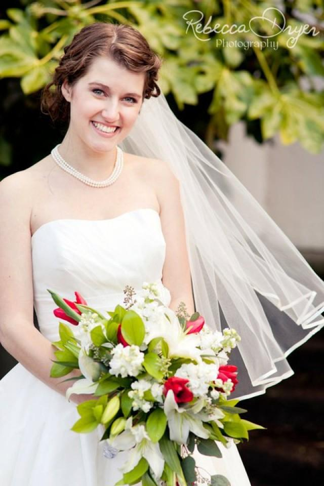 match & flirt with singles in bridal veil This is a very popular bridal veil length, so it can match most of wedding dress,  1111 singles day wedding veils 2017 | 2017 christmas wedding veils sales.
