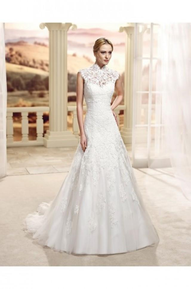 wedding photo - Eddy K Wedding Gowns 2015 Style EK1025