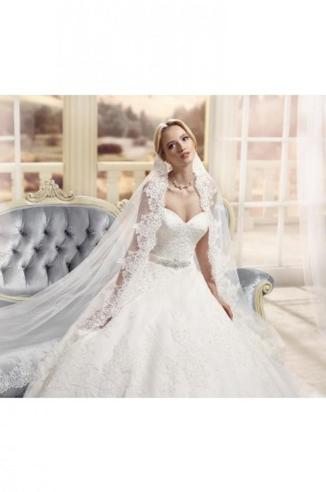 wedding photo - Eddy K Wedding Gowns 2015 Style EK1028