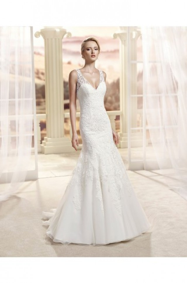 wedding photo - Eddy K Wedding Gowns 2015 Style EK1029