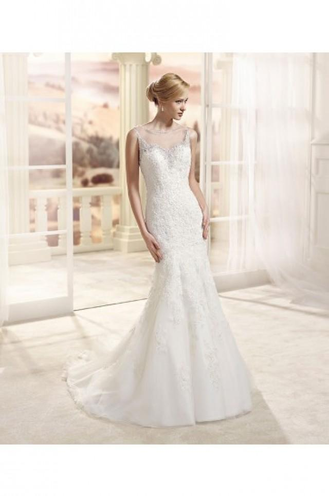 wedding photo - Eddy K Wedding Gowns 2015 Style EK1030