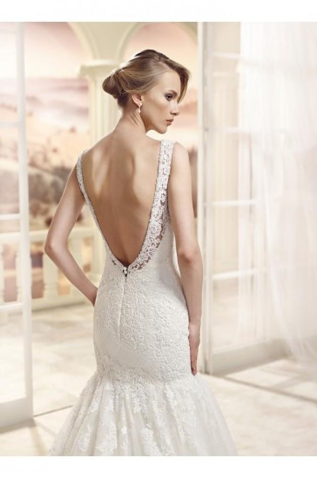 wedding photo - Eddy K Wedding Gowns 2015 Style EK1032