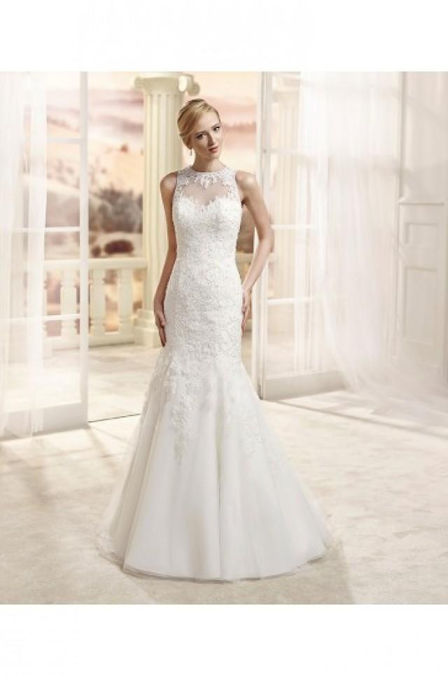 wedding photo - Eddy K Wedding Gowns 2015 Style EK1031