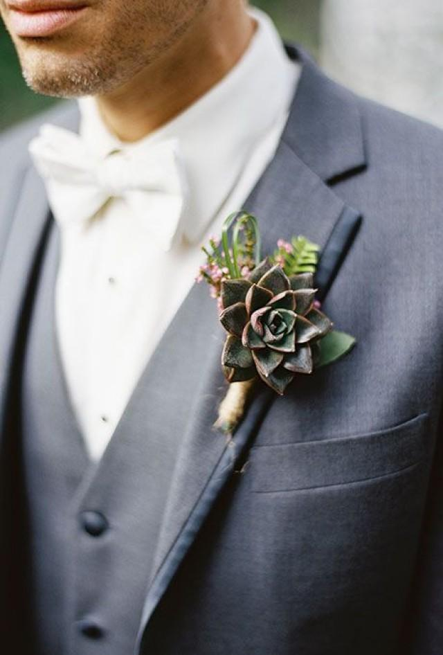Groom - Spring Boutonnieres #2276282
