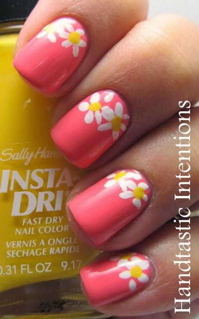 36 images spring nails art