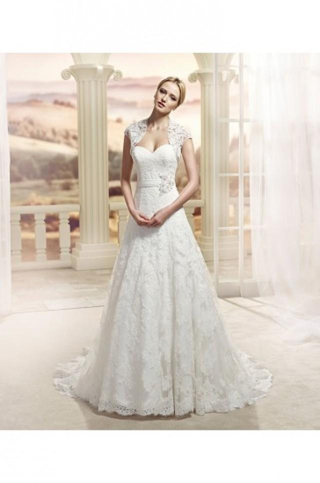 wedding photo - Eddy K Wedding Gowns 2015 Style EK1019