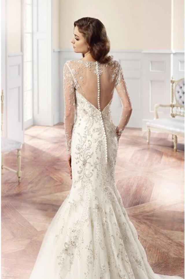 wedding photo - Eddy K Couture 2015 Wedding Gowns Style CT140