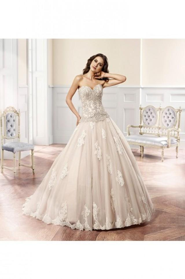 wedding photo - Eddy K Couture 2015 Wedding Gowns Style CT141